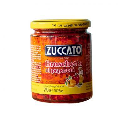 zuccato bruschetta ostra z peperoni