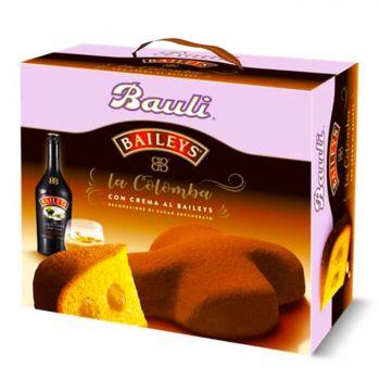 Włoska babka panettone z kremem Baileys - Bauli