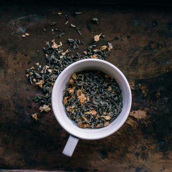 Herbata zielona z jaśminem