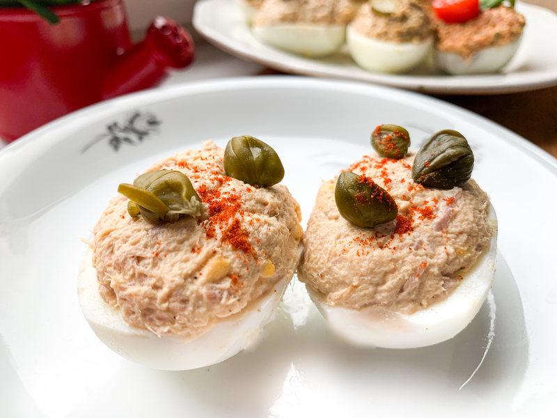 jajka-faszerowane-tunczykiem