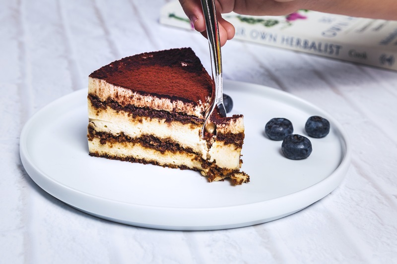ksylitol zastąpi cukier w większości ciast i deserów