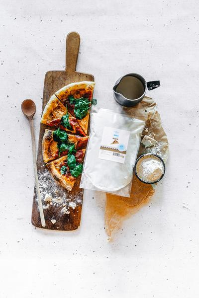 mąka na pizzę schronisko smaków