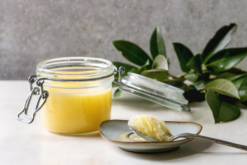 masło klarowane ma wiele wartości odżywczych