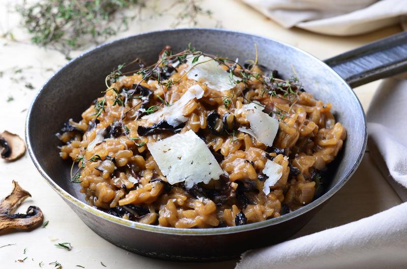 obiad-z-grzybami-risotto