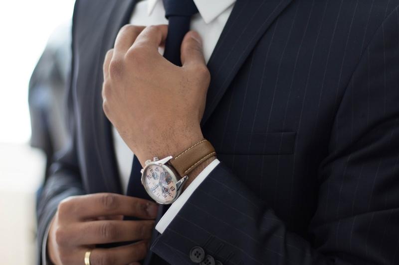 prezent dla pracownika - zegarek